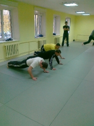 Физическая подготовка